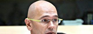El misterio sobre Raúl Romeva: en paradero desconocido desde que se le cayó el pelo
