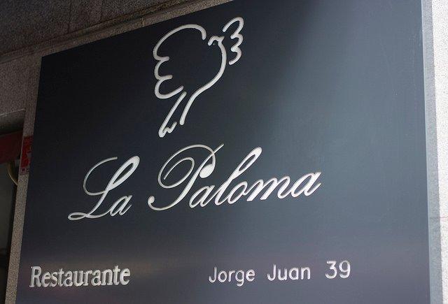 Restaurante La Paloma, un clásico que gana con los años