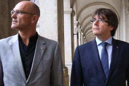 El independentista Puigdemont subió un 40% el gasto en 'política exterior' en vísperas del golpe del 1-O