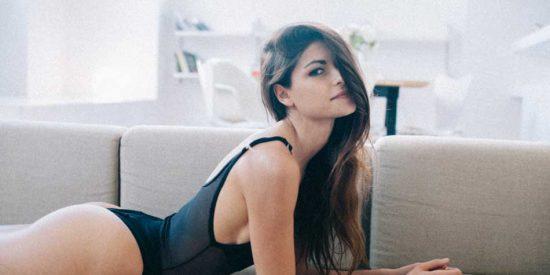 Linda Morselli: «Ni españoles ni italianos, siempre animo a mi novio»