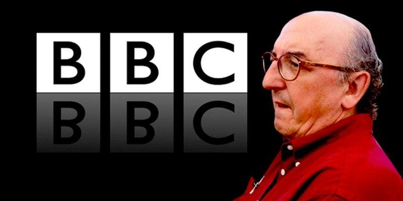 'The Daily Telegraph' sacude a la BBC por la 'mierda' de cobertura que hace en Cataluña