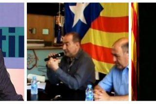 La hoja de servicios del fanático independentista Vicent Sanchis: toda una vida sembrando el odio a España