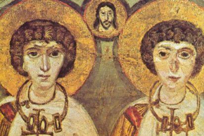 Hallan los restos de los santos Sergio y Bacco, patronos de los gays