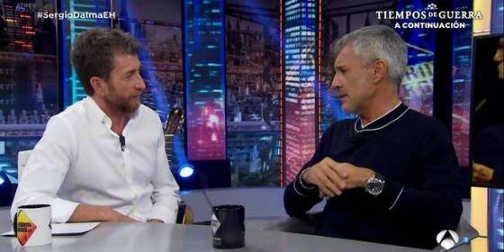 Polémica en 'El Hormiguero': Sergio Dalma está a favor del referéndum catalán