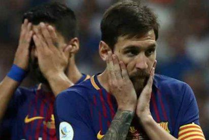 Si Cataluña se independiza, ¿Messi se va del Barcelona?