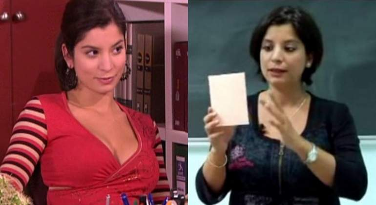 ¿Sabes a qué se dedica ahora Sofía Nieto, Natalia en 'Aquí no hay quien viva'?