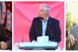 """Borrell pone en su sitio al bufón de TV3 que llamó """"buitres"""" a los catalanes que voten en las elecciones del 21-D"""