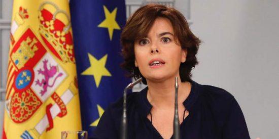 Soraya Sáenz de Santamaría: