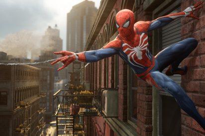 [VIDEO] Spiderman existe y así escapa de pagar la factura del hotel por un cable telefónico