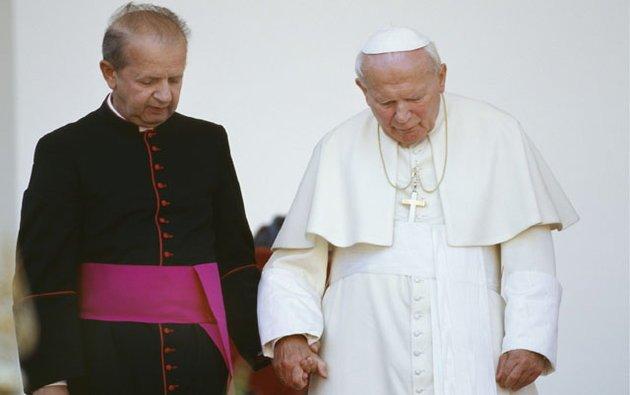 Cardenal Dziwisz propone a Juan Pablo II como Patrono de Europa