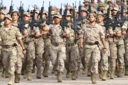El Ejército español presta apoyo logístico a policías y guardias civiles en Cataluña