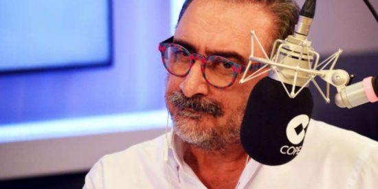 """Carlos Herrera disfruta al ver el 'canguelo' que tienen los holgazanes separatistas al 155: """"Se les acaba el negocio"""""""
