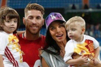 Crece la familia del Real Madrid: Pilar Rubio y Sergio Ramos esperan su tercer hijo