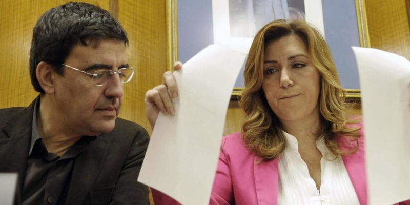 El PSOE andaluz carga contra el PSC y la libertad de voto para el 155