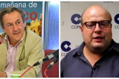 """Tertsch machaca a Sostres por atacar a """"las federicas rabiosas"""" que critican a Rajoy"""
