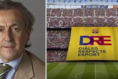 ¡Boom! Cañonazo de Hermann Tertsch contra el Barça de Bartomeu por un nuevo ridículo en pro del separatismo