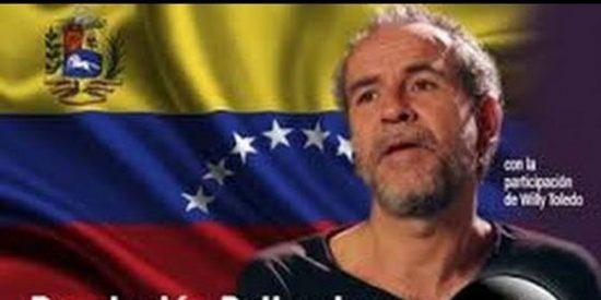 """El mensaje del 'colgado' Gili Toledo a los venezolanos: """"¡No se les ocurra ir a España!"""""""