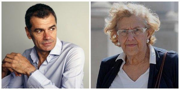 Tremendo 'zasca' de Toni Cantó a 'Help Carmena' por su complicidad con los golpistas catalanes