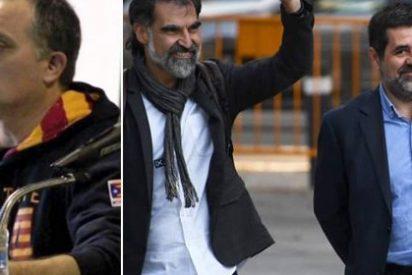 """Propone en TV3 """"detener fiscales y hacerlos rehenes"""" para intercambiarlos por 'los Jordis'"""
