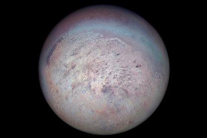 [VIDEO] Así fue la ocultación de una estrella por Tritón captada por el Telescopios de los Observatorios