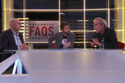 TV3 invita a un juez condenado por prevaricar y a un actor proetarra para que rajen contra España