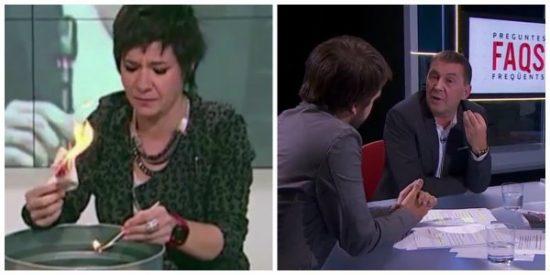El ofensivo decálogo del odio a España en TV3