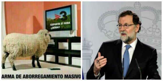 Ignacio Camacho le sacude una buena dosis de espabilina a Rajoy por propinar a los golpistas catalanes un simple cachete