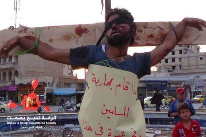 Las milicias apoyadas por EEUU reconquistan Raqqa, 'capital' del ISIS en Siria