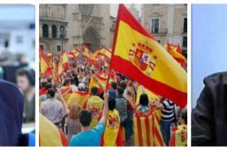 """Alfonso Ussía le responde a Máximo Pradera por meterse con la bandera de España: """"Tonto, que eres muy tonto"""""""