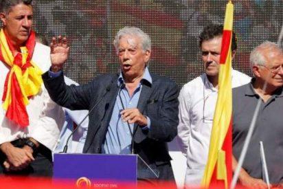 La monumental metedura de pata de una desnortada TVE con Mario Vargas Llosa