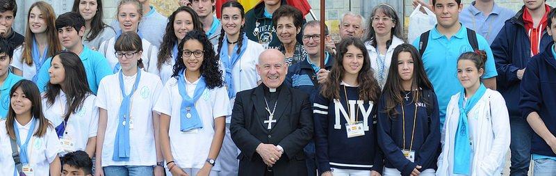 """Vicente Jiménez: """"La Virgen del Pilar nos exhorta a vivir en la casa común, que es España"""""""