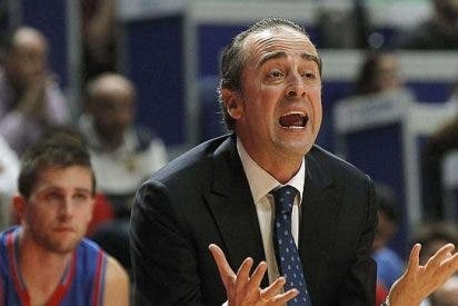 """Txus Vidorreta: """"Para ganar fuera de casa en la Euroliga hay que jugar un poco mejor"""""""