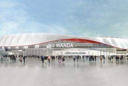 El Wanda Metropolitano será 'discoteca' para los aficionados colchoneros antes del Atleti-Barça