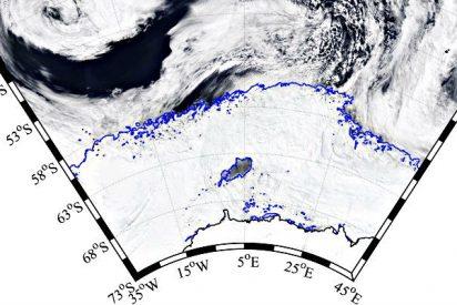 Hallan un misterioso agujero en la Antártida el doble de grande que Holanda