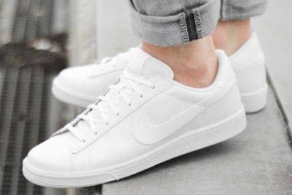 El truco de limpieza que devolverá tus zapatillas blancas a la vida