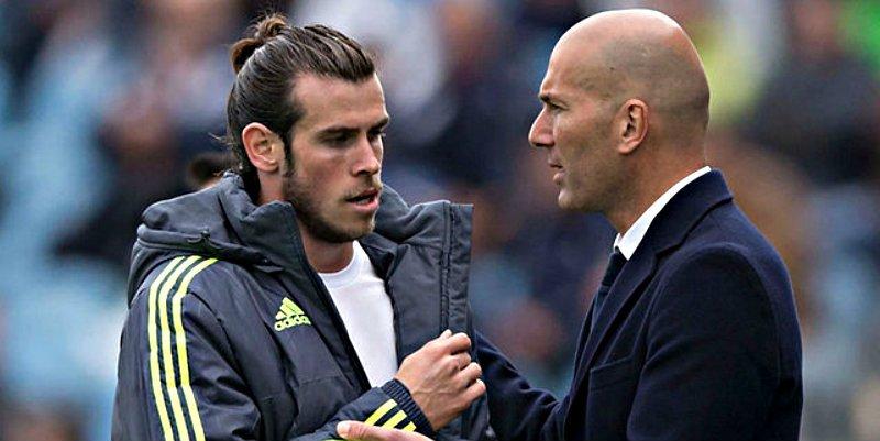 """Zinedine Zidane: """"Bale es el primero del Real Madrid que está mal por su lesión"""""""