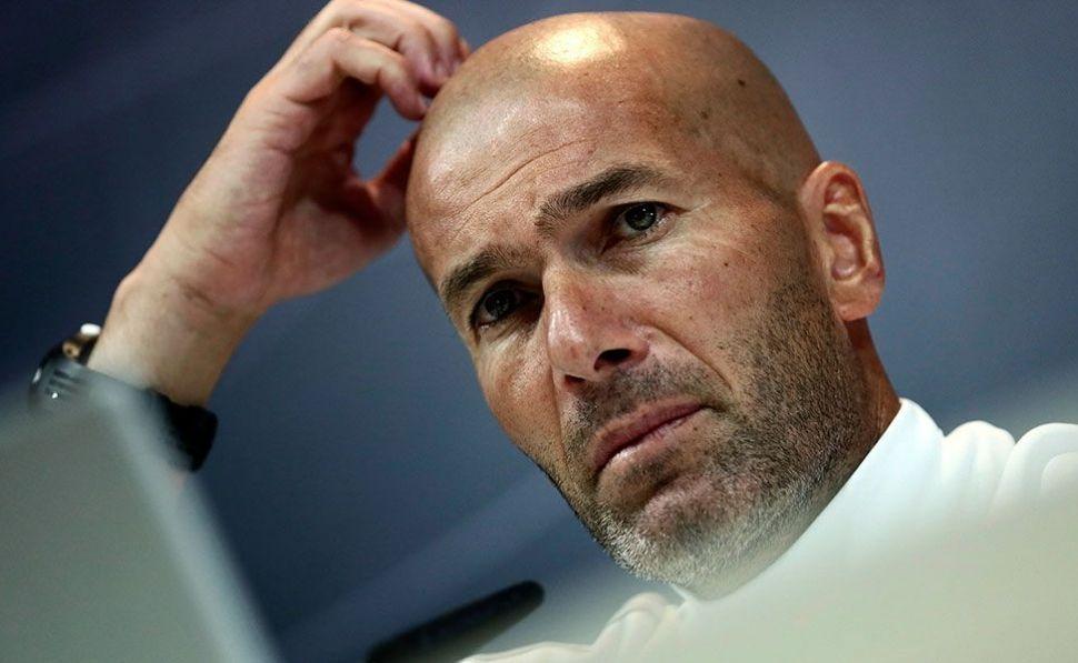 El jugador que pierde la paciencia y puede dejar plantado a Zidane en enero