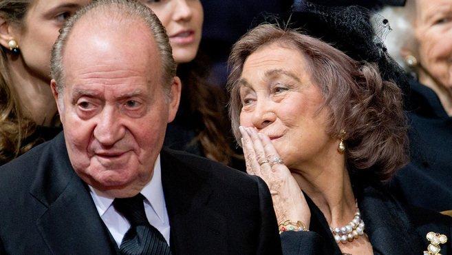 El vergonzoso secreto sexual que separa a Don Juan Carlos y Doña Sofía