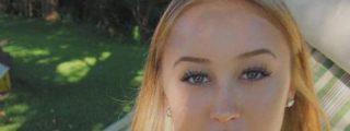 La influencer Hannah Stone se suicida con 16 años recién cumplidos