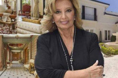 María Teresa Campos y su fabulosa mansión de 15 baños y 4 millones de euros (que nadie le compra)