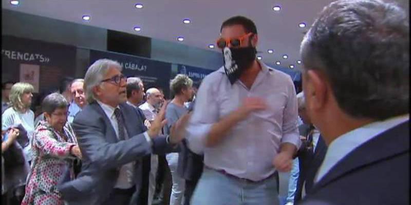 El Constitucional acepta estudiar los recursos de los ultras condenados por el asalto al centro catalán Blanquerna