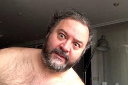 Con esta sucia lengua defiende el pornográfico Torbe a los miembros de 'La manada'
