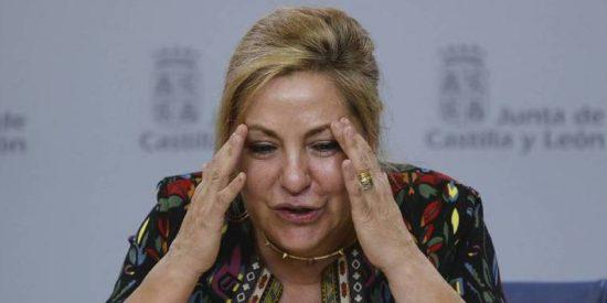 Trincan otra vez conduciendo subida de copas a Rosa Valdeón, diputada del PP en Castilla y León