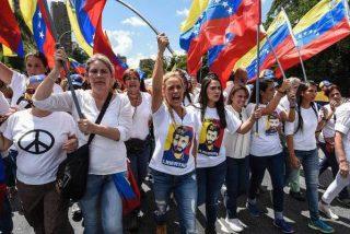 La tiranía chavista aprueba una ley que criminaliza las protestas y la disidencia