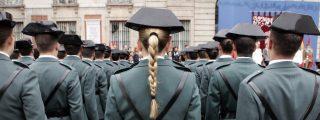 El aplaudido tuit de la Guardia Civil sobre los 280 caracteres en Twitter