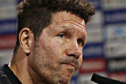 El Atlético salva los muebles ante la Roma y todavía respira