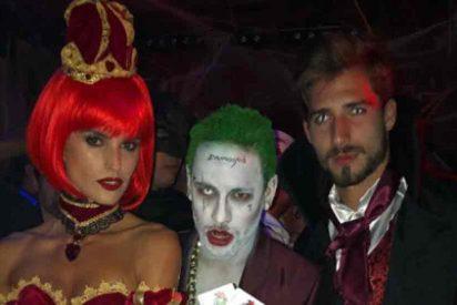 [VIDEO] Así fue la loca fiesta de Halloween de Neymar en París