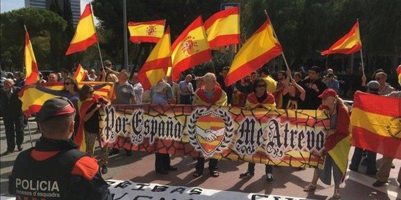 """Xavier Sardá: """"España pide la independencia"""""""