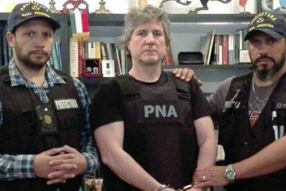 Arrestan por corrupción a Amado Boudou, exvicepresidente de Cristina Kirchner