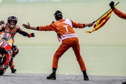 Marc Márquez, campeón del mundo de MotoGP por cuarta vez